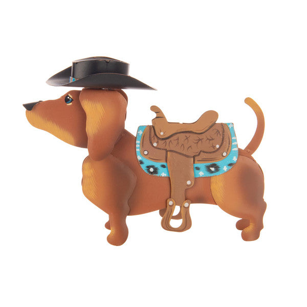 Round Top- Dog Rodeo Costume