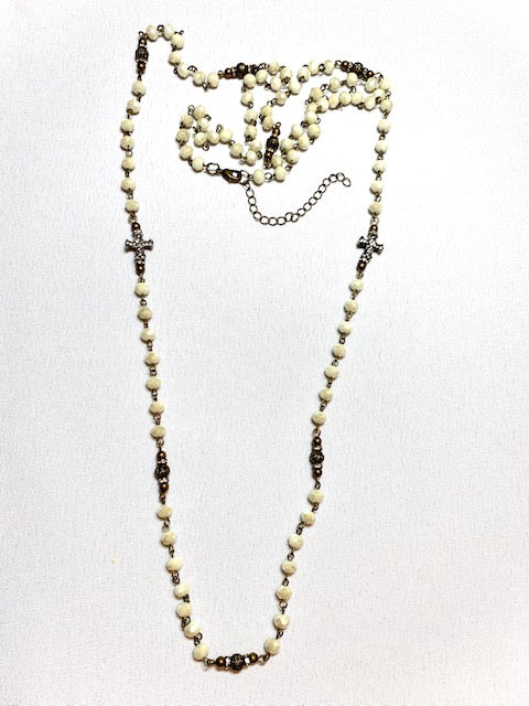 Jewelry- Ivory Layer Necklace