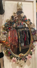 One-of-a-kind- Alice in Wonderland mirror