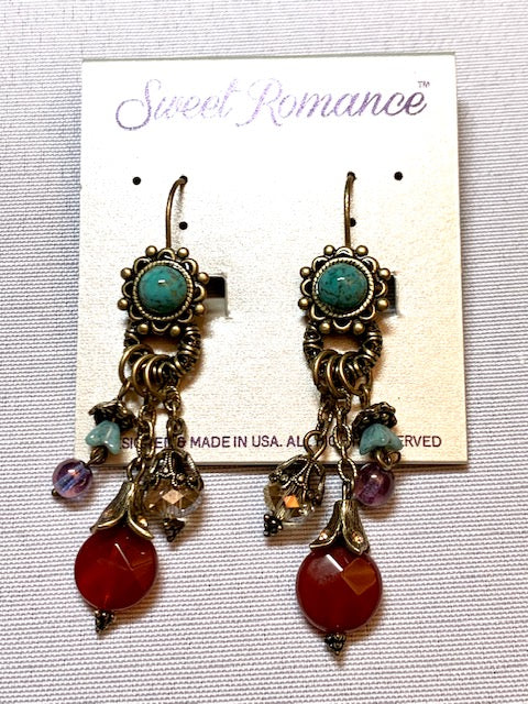 Jewelry- Sweet Romance Gemstone Earring