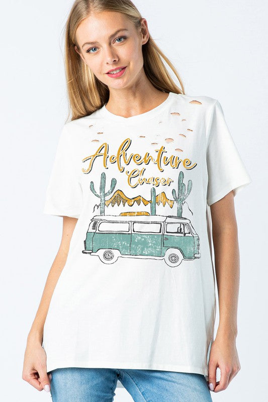 T-Shirt- Adventure Chaser