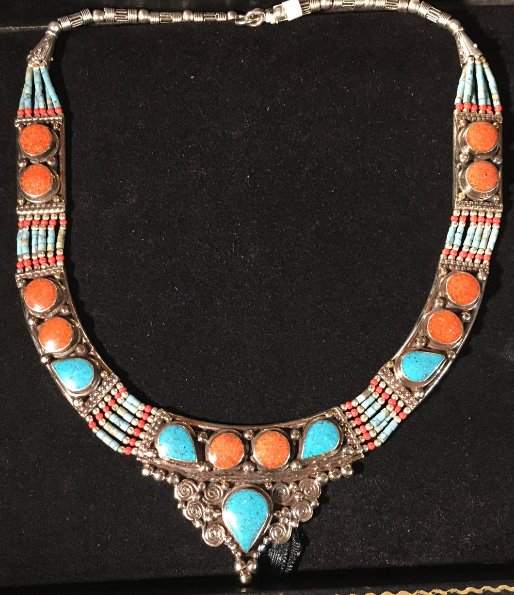 Jewelry-Collar Necklace