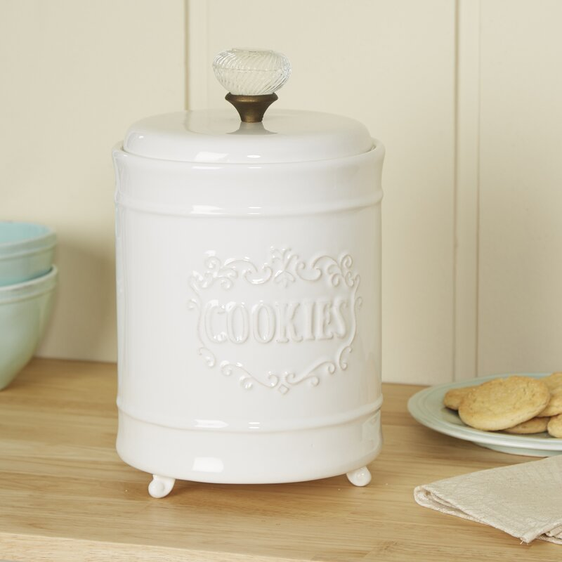 Serving- Cookie Jar