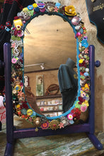 One-of-a-kind,Mirror on stand