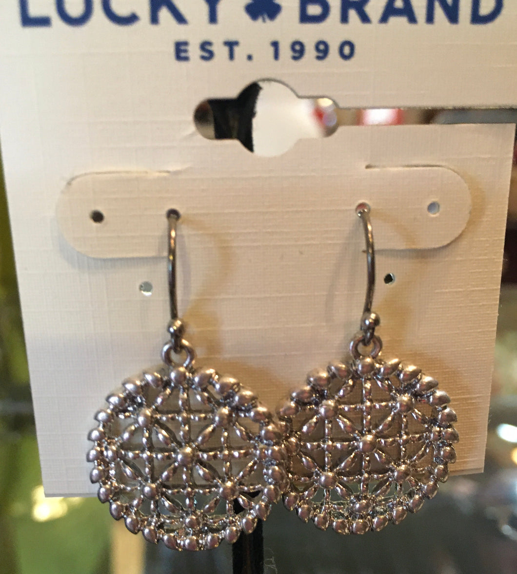 Jewelry-Lucky Brand-Silver pattern