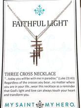 Jewelry- Faithful Light