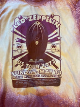 Concert T-Shirt- Led Zepplin