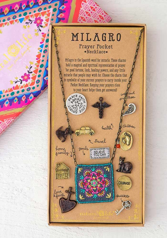 Necklace-Milagro