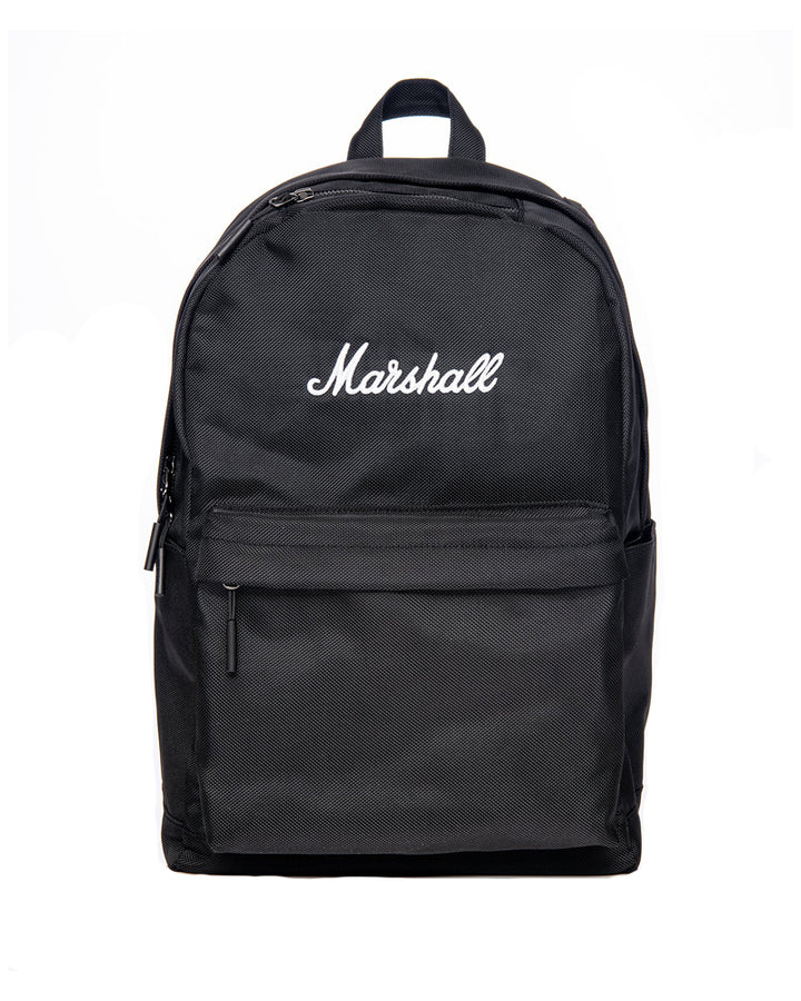 Crosstown Backpack in Black/White-Marshall Travel