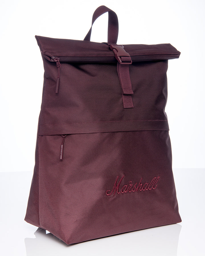 Seeker Backpack in Crimson-Marshall Travel