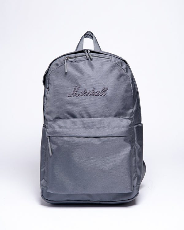 Crosstown Backpack in Nickel Grey-Marshall Travel