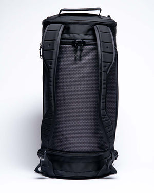 Underground Duffel in Black/White-Marshall Travel