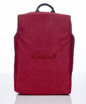 MARSHALL CITY ROCKER BACKPACK CRIMSON