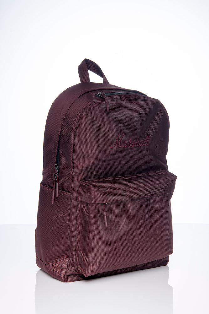 Crosstown Backpack in Crimson-Marshall Travel