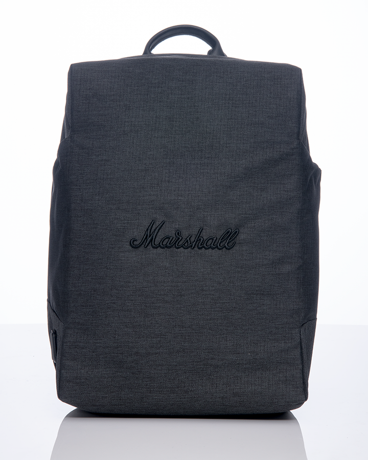 MARSHALL CITY ROCKER BACKPACK BLACK/BLACK