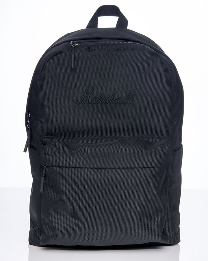 Crosstown Backpack in Black/Black-Marshall Travel