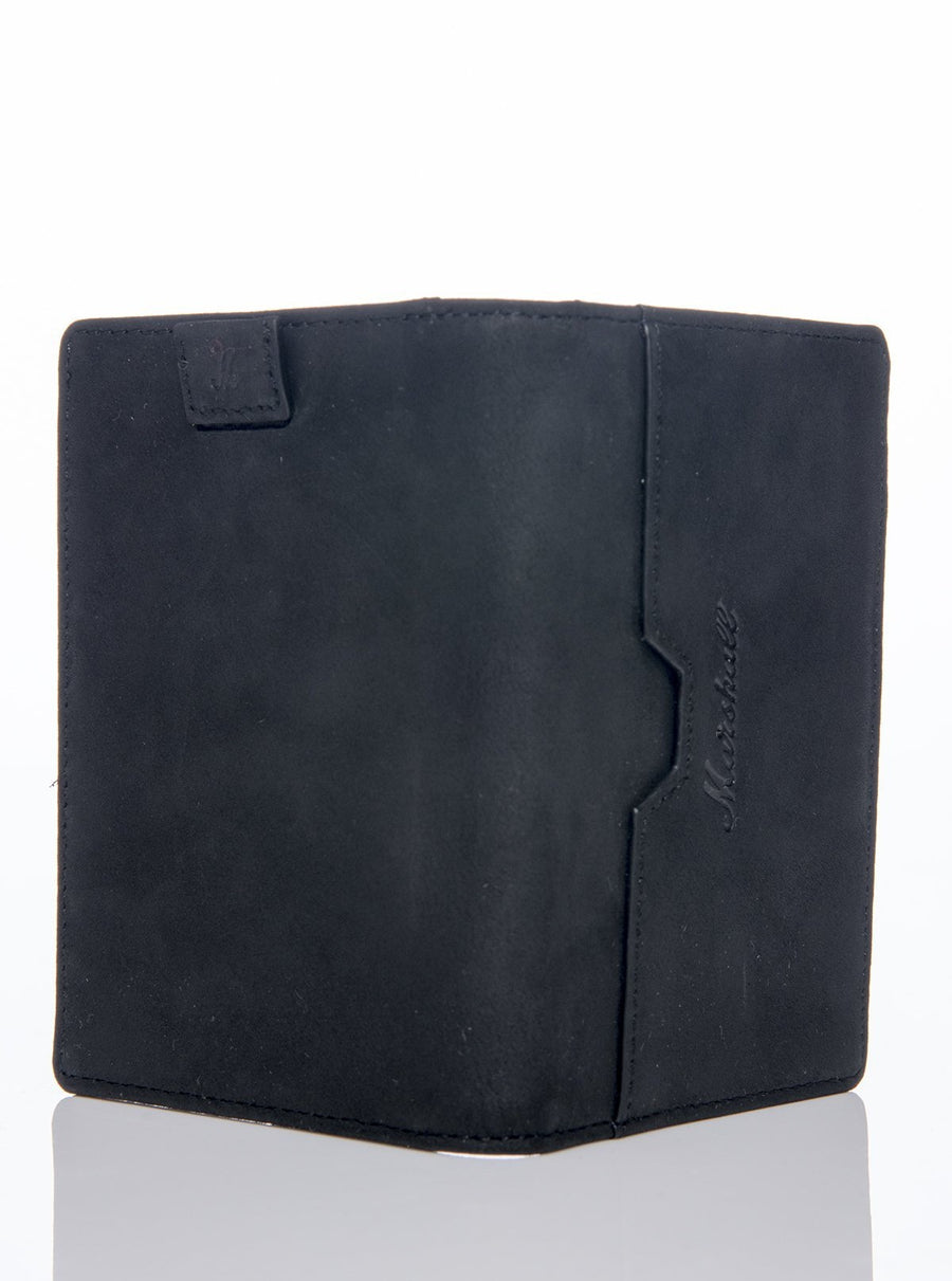 MARSHALL SUEDEHEAD WALLET BLACK