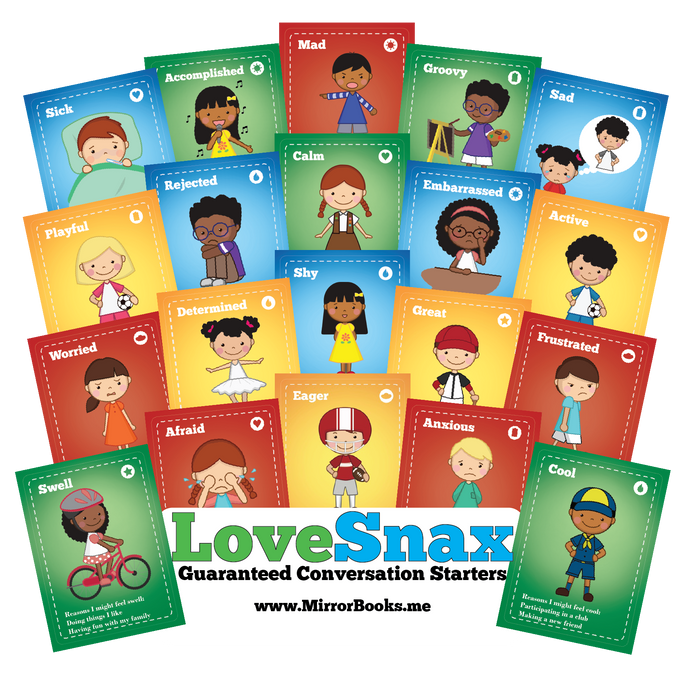 LoveSnax Lunchbox Cards Series 2