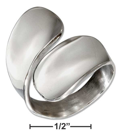 Stainless Steel Spoon Ring | Worlds Largest Jewelry Store