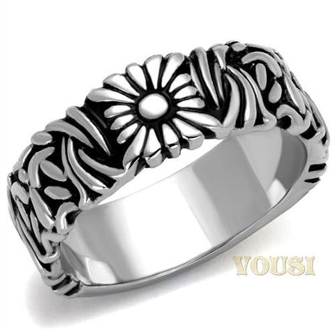 Womens High Polish Ring RI0T-08109