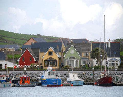 Ireland, Port of Dingle, 16x20 print
