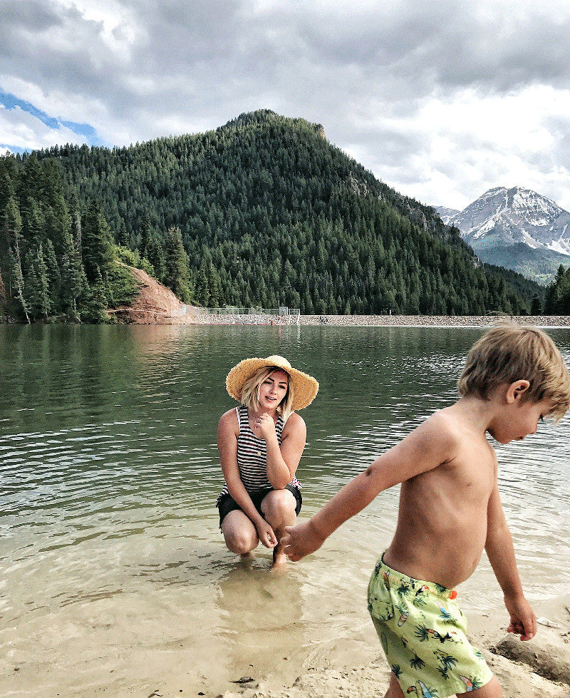 New Renovation of Tibble Fork Reservoir in American Fork Canyon Utah Ashley Nackos