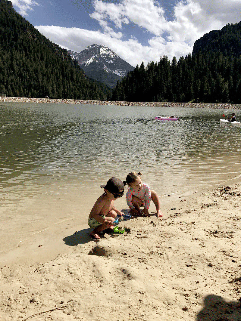 New Renovation of Tibble Fork Reservoir in American Fork Canyon Utah