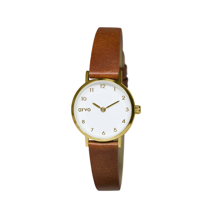 Tiny Time Deluxe (Women) Leather