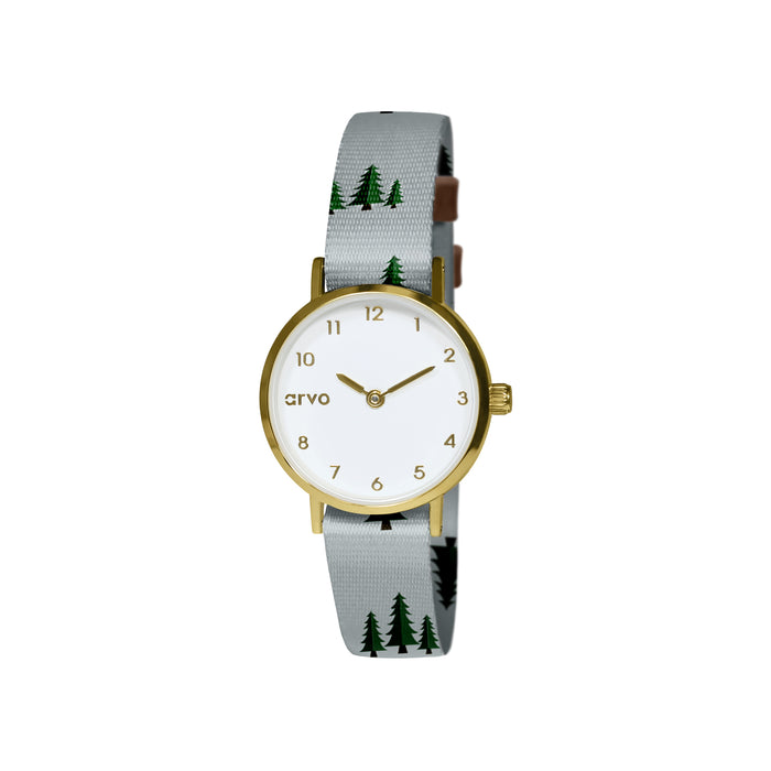 Tiny Time Deluxe (Women) Pine Trees (60% Off!)