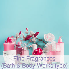 Fine Fragrances (Bath & Body Works type)
