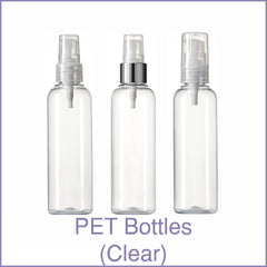 PET Bottles (Clear)
