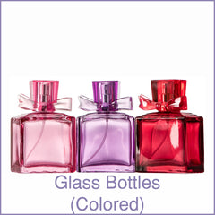 Glass Bottles (Colored)
