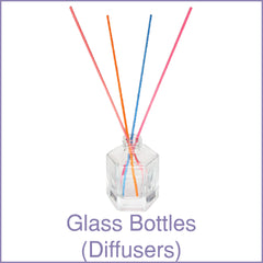 Glass Bottles (Diffusers)