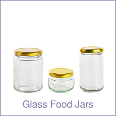 Glass Food Jars