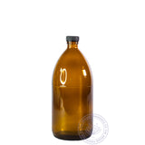 1000ml Amber Glass (R)