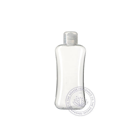 0100ml Butterfly PET, Clear