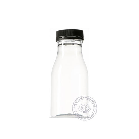 0300ml Milk Clear with Tamper Evident & Liner