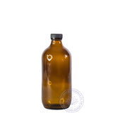 0500ml Amber Glass (R)
