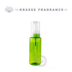 0080ml SS Foamer, Greenleaf w/ Pump