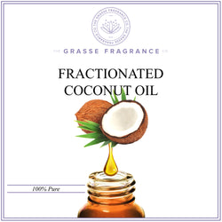 Drop of Fractionated Coconut Oil