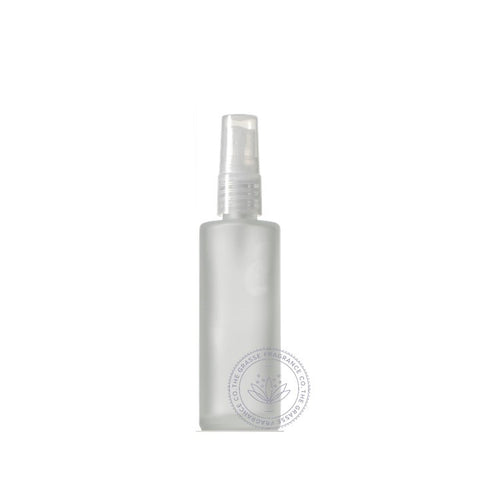 0055ml Tubular GLASS, Frosted