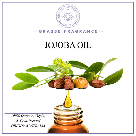 Drop of Jojoba Oil