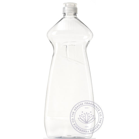 1000ml Dishwashing PET, Clear