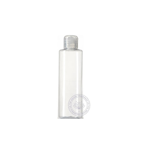 0120ml Tubular PET, Clear
