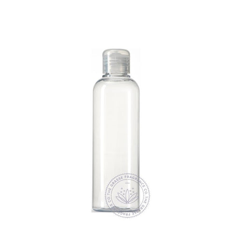 0200ml Boston PET, Clear