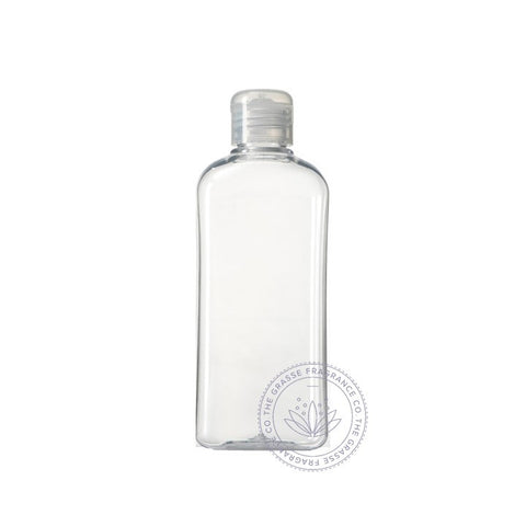 0250ml Colonia PET, Clear