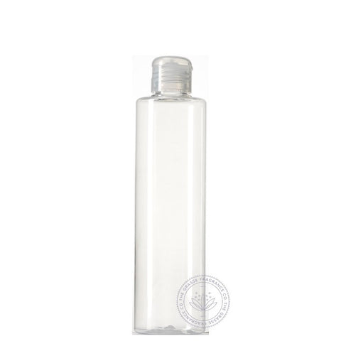 0250ml Tubular PET, Clear