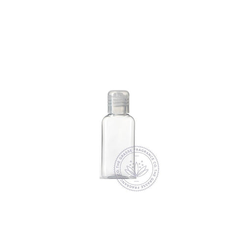 0030ml Oval PET, Light Clear