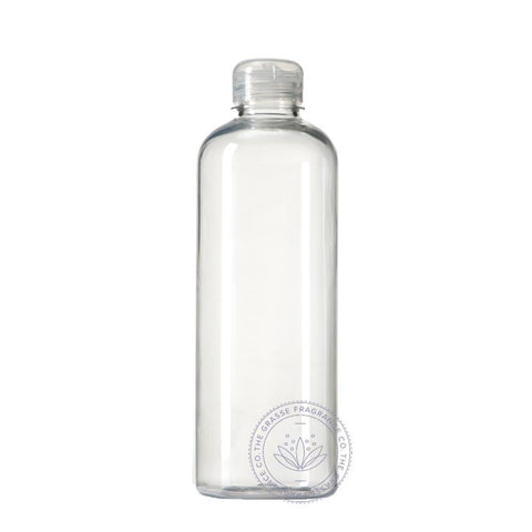 0400ml Boston PET, Clear