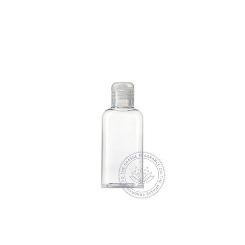 0050ml Oval PET, Clear